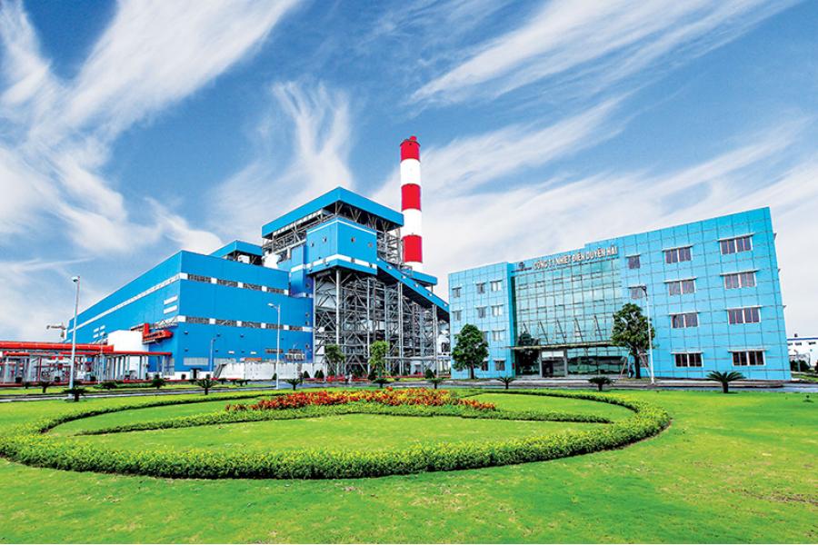 Dự án Nhà máy nhiệt điện Duyên Hải