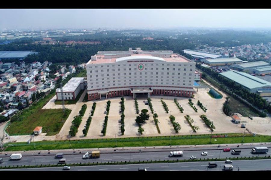 Dự án Bệnh viện Quốc tế Shing Mark 1500 giường