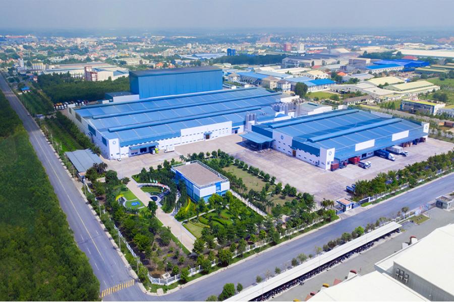Dự án nhà máy sữa Việt Nam