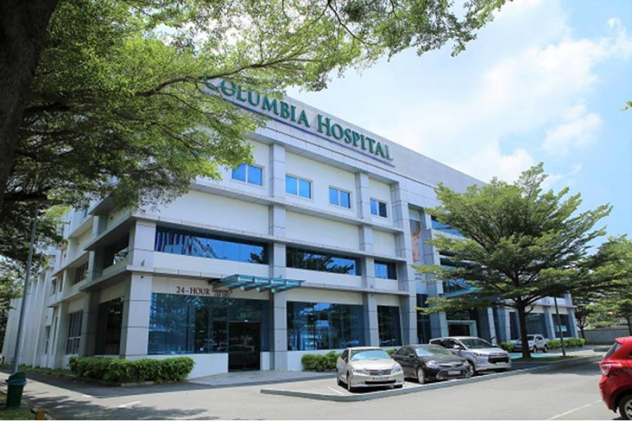Dự án Bệnh viện Quốc tế Columbia - Asia Bình Dương